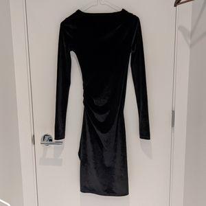Aritzia Dresses - Aritzia Wilfred Free Velvet Klum Dress - Sz XXS